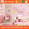 女の子の部屋のためのWallpaper Wallcovering美しい王女