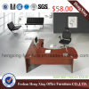 $58 prix inférieur L Tableau de bureau de gestionnaire de mélamine de forme (HX-SD015)