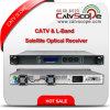 China-Lieferanten-Hochleistungs- CATV u. L-Bandoptischer Satellitenempfänger