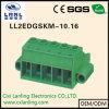 Pluggable разъем терминальных блоков Ll2edgskm-10.16