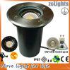 둥근 IP67 고성능 세륨 LED 지상 빛