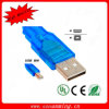 480mps USB Printer Cable - Blue (3M- Cable Length)