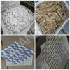 Stone natural Marble Mosaictiles con Strip Shape