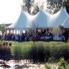 18X24m Heavy Iron Frame Foldable Wedding Party Tent
