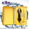 Telefone marinho impermeável industrial resistente impermeável Knsp-01 da liga de alumínio do anfitrião do SOS