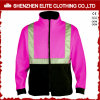 OEM Women High Visibility Pink Safety Jacket di 3m Fashion