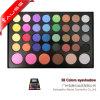 La gama de colores versátil del polvo del maquillaje de 38 colores con sombreador de ojos y se ruboriza y contornea
