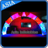Portable commerciale LED Inflatable Light Arch da vendere