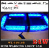 Голубое СИД Mini Lightbars с Magnets & Brackets Mount