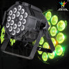 1개의 동위 LED에 대하여 실내 단계 빛 18X15W 5