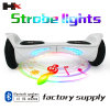 Strobe Lights를 가진 2 Wheels Self Balancing Electric Scooter