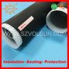 La poussière IP68 noire et tube rétrécissable froid imperméable à l'eau d'EPDM