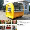 Quiosco grande del alimento de la máquina expendedora de los carros locos para la venta (ZC-VL01)