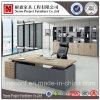 遅の工場価格の木の家具の設計事務所表(NS-D015)