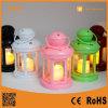 Promoção BS10 ABS Plastic Hurricane Lantern, Indoor - Outdoor / Garden / Decorative Candle Lantern