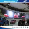 Fournisseur de publicité polychrome extérieur d'écran d'affichage à LED de Mrled P25mm