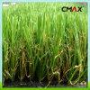 Verde que pone del césped sintético de la hierba de Eco del alto tráfico que ajardina, 20m m - 50m m