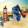 4-20 petite machine de bloc concret, machine semi-automatique de brique, machine de bloc de machine à paver de couleur