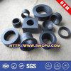 Douille en nylon de usinage faite sur commande de douille en plastique de pièce de rechange (SWCPU-P-B869)