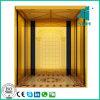 Ascenseur de passager de bonne qualité avec la Machine-Pièce-Moins des prix concurrentiels