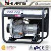 Luchtgekoelde Open Diesel van de Cilinder van het Type van Frame Enige Generator (DG2500E)