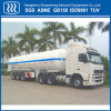 De Semi Aanhangwagen van Co2 van de Tanker van de vloeibare Zuurstof