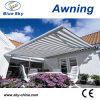 Cassette de aluminio Retractable Awnings para Window (B4100)