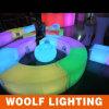 Club Bar Cafe LED Iluminación Muebles Cube