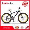 ألومنيوم سمين درّاجة درّاجة مع إطار سمين