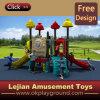 Diapositivas al aire libre del diseño de los niños felices maravillosos de la zona (X1508-3)