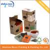 カスタマイズされたクラフトPaper Packaging Printed TeaかCoffee Packaging (AZ122830)