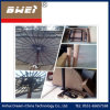 3.2m Aluminum C Band Satellitenschüssel Mesh Antenna