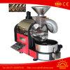 Tostador de café con el asador del grano de café del instrumento de control de Omron 1kg