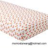Prix bas Jersey Cotton Printing Crib Sheet pour Baby