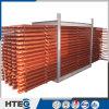 Économiseur élevé de rendement de fonctionnement de chaudière de biomasse avec des conformités d'ASME