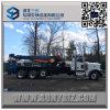 Cuerpo de desplazamiento resistente del carro de la avería del rotor de 50 toneladas