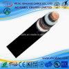 Câblage cuivre australien Cable de Lourd-rendement de Standard 3.8/6.6kv Copper XLPE 1C