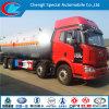 8*4 액체 가스 수송 차량