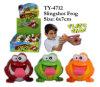 Blinkendes Fliegen-Frosch-Spielzeug