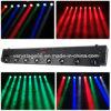 8*10W 8eye RGBW LED Träger-Pixel-bewegliches Stab-Licht