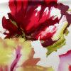 &Silk de seda impresso Desgin grande Ggt do cetim da flor