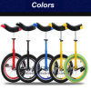 Unicycle Bike Hot Sale em India