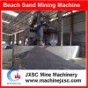 Macchina d'estrazione del rutilo, separatore elettrico per l'impianto di lavorazione della sabbia della spiaggia