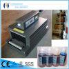 Tunnel de rétrécissement de douille de bouteille/machine à emballer Semi-Automatiques de rétrécissement