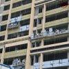 Horquilla suspendida temporal de Zlp 500 para el edificio alto