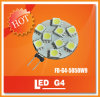 9PCS SMD 5050 9-18VAC 9-28VDC LED Bulb