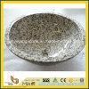 Lavabo de granit de peau de tigre pour la décoration de Bathoom