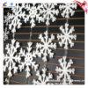 Flocos Home da neve do Natal do uso do festival da decoração