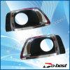 Couverture de miroir pour des parties du corps de Subaru