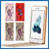 4.7 pulgadas arriba y abajo del caso de cuero para el iPhone 6s